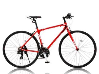 CANOVER/カノーバー CAC-021 VENUS(ビーナス) 470mm クロスバイク 【700c】 (レッド) メーカー直送品のため【単品購入のみ】【クレジット決済のみ】 【北海道・沖縄・離島不可】【日時指定不可】商品になります。