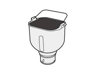 Panasonic/パナソニック 自動ホームベーカリー用米用パンケース  ADA60-176