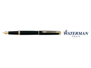 WATERMAN/ウォーターマン 【METROPOLITAN/メトロポリタン】エッセンシャル マットブラックGT 万年筆 M S2259143