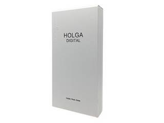 【納期にお時間がかかります】 Holga Holga Digital モバイルフォトプリンター White HD935379