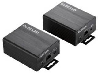 ELECOM/エレコム 法人向けPoE対応ギガビット同軸コンバーターセット ECB-G01CX-HJP