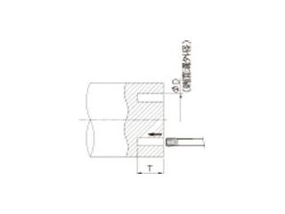 KYOCERA/京セラ 溝入れ用ホルダ KFTBR901504S