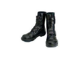 Simon/シモン 安全靴 マジック式 8538黒 27.5cm 8538N-27.5
