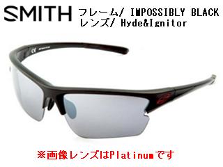 宅配 Smith Optics REACTOR/スミス REACTOR MKIMPOSSIBLY BLACK【レンズ/Hyde&Ignitor BLACK Optics/スミス】【当社取扱いのスミス商品はすべて日本正規代理店取扱品です】, モギリボンド ヤマザキ:cb2d0f9c --- mokodusi.xyz