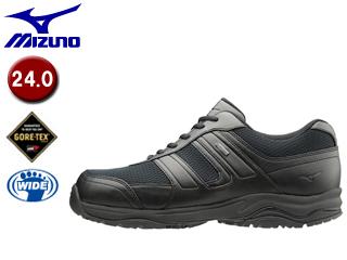 mizuno/ミズノ B1GA1700-09 OD100GTX 7 アウトドアシューズ 【24.0】 (ブラック)