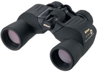本体内部に窒素ガスを充填した、本格派防水双眼鏡。倍率8倍。対物レンズ 有効径:40mm。 Nikon/ニコン 双眼鏡 「アクションEX」 8×40 CF 【8x40 CF】 AEX8X40