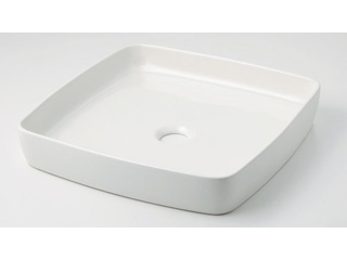 KAKUDAI/カクダイ 493-096-W 角型手洗器 シュガー