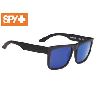 SPY/スパイ 673119374280 DISCORD [フレーム:MATTE BLACK] (レンズ:Happy Bronze Polar w/ Dark Blue Spectra)
