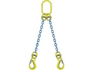 MARTEC/マーテック 【代引不可】2本吊りチェンスリングセット L=1.5m TA2-EKN-16