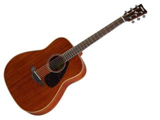 YAMAHA/ヤマハ FG-850 ナチュラル(NT) アコースティックギター 【SFG850】 【YMHAG】【YMHFG】【ソフトケース付き】[【RPS160415】