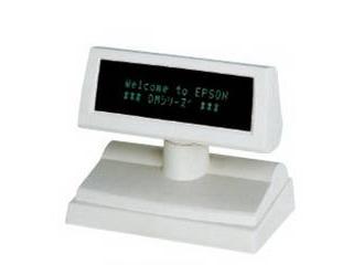 EPSON/エプソン カスタマディスプレイ/クールホワイト/USB DM-D110SU