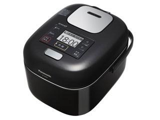 Panasonic/パナソニック SR-JW058-KK 可変圧力IHジャー炊飯器 【3合炊き】(シャインブラック)