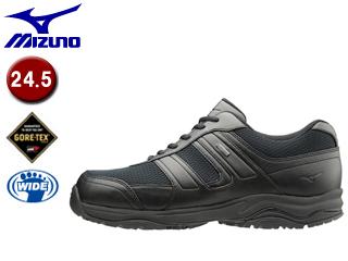 mizuno/ミズノ B1GA1700-09 OD100GTX 7 アウトドアシューズ 【24.5】 (ブラック)