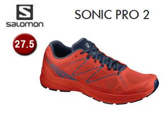 SALOMON/サロモン L39338900 SONIC PRO 2 ランニングシューズ メンズ 【27.5】