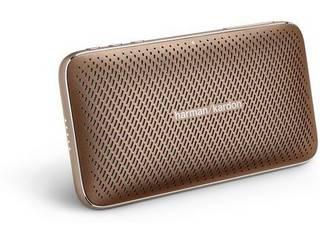 HARMAN/KARDON ハーマン/カードン ウルトラスリム&ポータブル Bluetoothスピーカー ESQUIRE Mini2 ブラウン HKESQUIREMINI2BRN