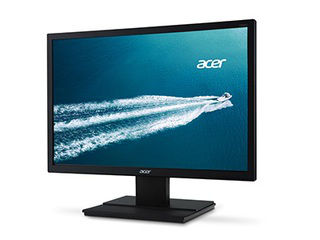 Acer/エイサー メーカー3年保証 19.5型ワイド液晶ディスプレイ V206WQLbmd 単品購入のみ可(取引先倉庫からの出荷のため) 【クレジットカード決済、代金引換決済のみ】