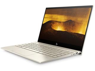 納期4月上旬 HP エイチピー Office付き タッチ対応13.3型ノートPC HP ENVY 13 (i5/8GB/256GB SSD) 8DP60PA-AAAB ルミナスゴールド 単品購入のみ可(取引先倉庫からの出荷のため) クレジットカード決済 代金引換決済のみ