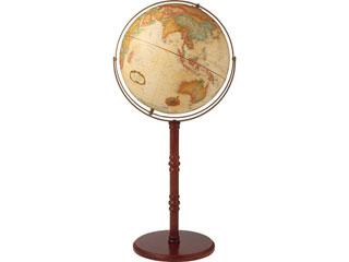 リプルーグル リプルーグル地球儀 コモドール型 英語版  22839