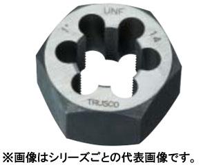 TRUSCO/トラスコ中山 六角サラエナットダイス UNF1-14 TD6-1UNF14