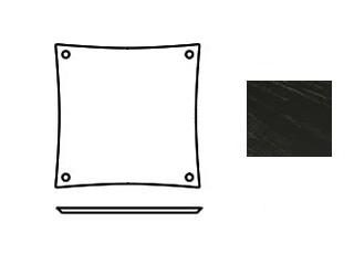 QUADRASPIRE/クアドラスパイア Q4 MIDI/BK/SO(ブラック) 棚板1枚 ※ポール別売