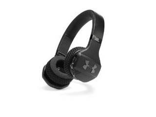 JBL ジェイビーエル ブルートゥースヘッドホン UA SPORT WIRELESS TRAIN ブラック UAONEARBTBLK リモコン・マイク対応 /Bluetooth