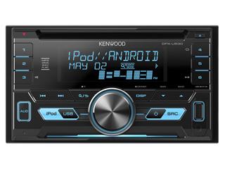KENWOOD/ケンウッド DPX-U530 CD/USB/iPodレシーバー MP3/WMA/WAV/FLAC対応