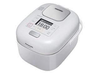 Panasonic/パナソニック SR-JW058-W 可変圧力IHジャー炊飯器 【3合炊き】(豊穣ホワイト)