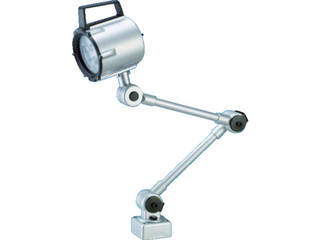 NIKKI/日機 防水型LEDスポットライト 9W AC100~120V NLSM15CP-AC(2M+P)