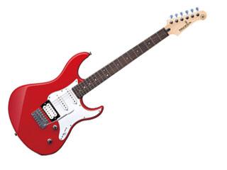 YAMAHA/ヤマハ PACIFICA112V 【ラズベリーレッド(RBR)】(PAC112VRBR) エレキギター 【Pacificaシリーズ】 【ソフトケースサービス!】
