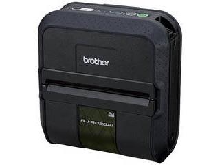 brother/ブラザー 4inch幅感熱モバイルプリンター Bluetooth/MFi対応 RJ-4030Ai