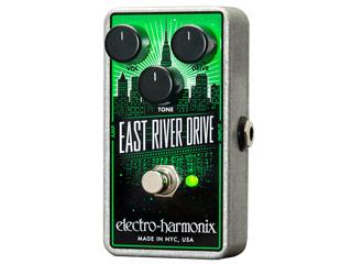 electro harmonix/エレクトロハーモニクス East River Drive オーバードライブ エフェクター 【国内正規品】