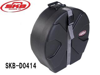 SKB SKB-D0414 スネアケース4インチ 【4×14】