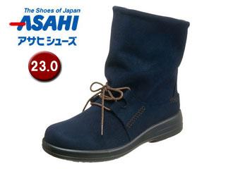 ASAHI/アサヒシューズ AF38834 TDY38-83 トップドライ 女性用ブーツ 【23.0cm・3E】(ネイビー)