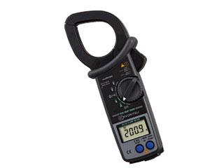 KYORITSU/共立電気計器 キュースナップ 2009R 交流電流・直流電流測定用クランプメータ