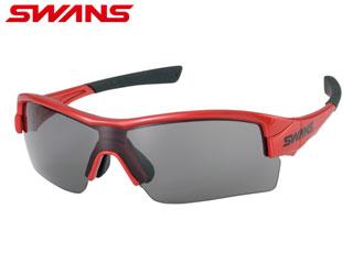 SWANS/スワンズ H-0001(TIR) STRIX・H/ストリックス・エイチ (チタンレッド×チタンレッド×ブラック)【カラーレンズ】