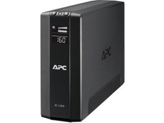 ※初期不良、修理問合わせは直接メーカーまでお願い致します(電話番号:0570-056-800) シュナイダーエレクトリック(APC) UPS(無停電電源装置) APC RS 1200VA Sinewave Battery Backup 100V BR1200S-JP