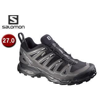 SALOMON/サロモン L37982300 FOOTWEAR X ULTRA 2 GTX 【27.0】 (BLACK/ATOB/PTR)