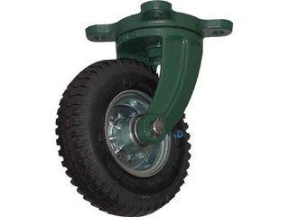 TRUSCO/トラスコ中山 鋼鉄製運搬車用空気タイヤ 鋳物金具自在Φ223(2.50-4) OARJ-223