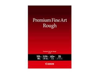 粗さにこだわったファインアート紙 WEB限定 安売り サイズ:A3ノビ 入数:25枚 CANON キヤノン 25枚 A3ノビ プレミアムファインアート ラフ FA-RG1A3N25