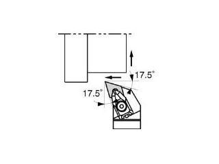 KYOCERA/京セラ 外径加工用ホルダ DDHNR2020K-1504