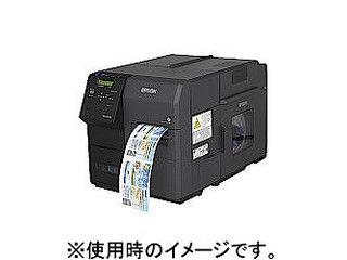 EPSON/エプソン TM-C7500G カラーラベルプリンター フォトインク対応モデル