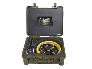 THANKO サンコー カメラ先端径12mm 極細配管用スコープ20Mメーターカウンター付き SLIMHISC21 IP68防水仕様(カメラ・ケーブル部) ※納期お問い合わせください