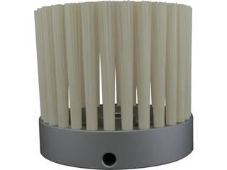 SOWA/双和化成 セラミックファイバーブラシ カップ型 #1000 W φ100×75L CB31W-10075