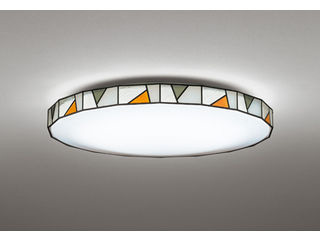 ODELIC/オーデリック OL291158BC LEDシーリングライト 模様入【~10畳】【Bluetooth 調光・調色】※リモコン別売