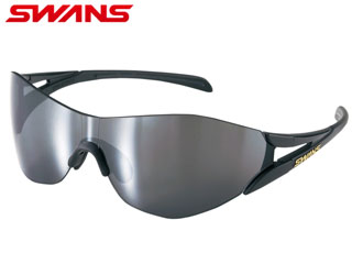 SWANS/スワンズ SOU2-0701(MBK) SOU-II/ソウ2 (ブラック×マットブラック) 【ミラーレンズ】
