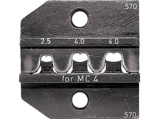 RENNSTEIG/レンシュタイクヴェルクツォイゲ 圧着ダイス 624-570 MC4 2.5-6.0 624-570-3-0