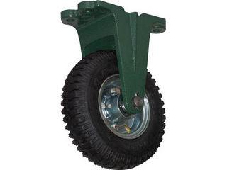 TRUSCO/トラスコ中山 鋼鉄製運搬車用空気タイヤ 鋳物金具固定Φ223(2.50-4) OARK-223