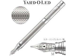 YARD・O・LED/ヤード・オ・レッド 万年筆/スターリングシルバー■バイスロイポケット【バーレイ 万年筆M】■(941020)