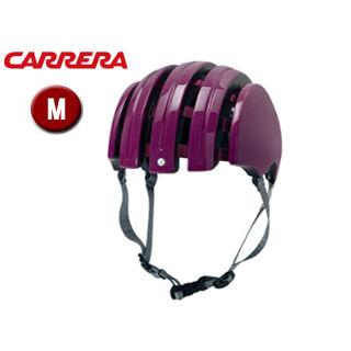 CARRERA/カレラ FOLDABLE BASIC シティバイクヘルメット 【Mサイズ(S/M)】 (Fuchsia)