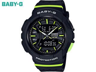 CASIO/カシオ BGA-240-1A2JF 【Baby-G/ベビーG/ベイビーG】【 BGA-240 ~for running~】【casio1703】 【正規品】【お取り寄せ商品】